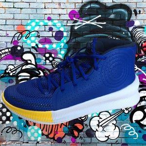 Under Armour Men's Jet Basketball Shoe Size 10.5